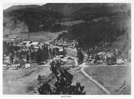 Nemo, SD in the late 1800